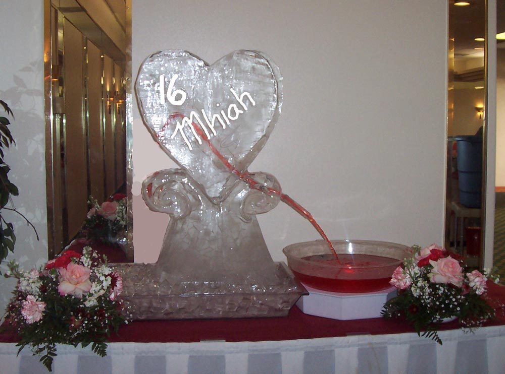 Images in Ice - Perfor...J Love S Logo